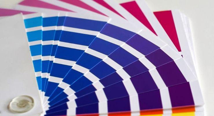 Cómo combinar los colores en diseño gráfico
