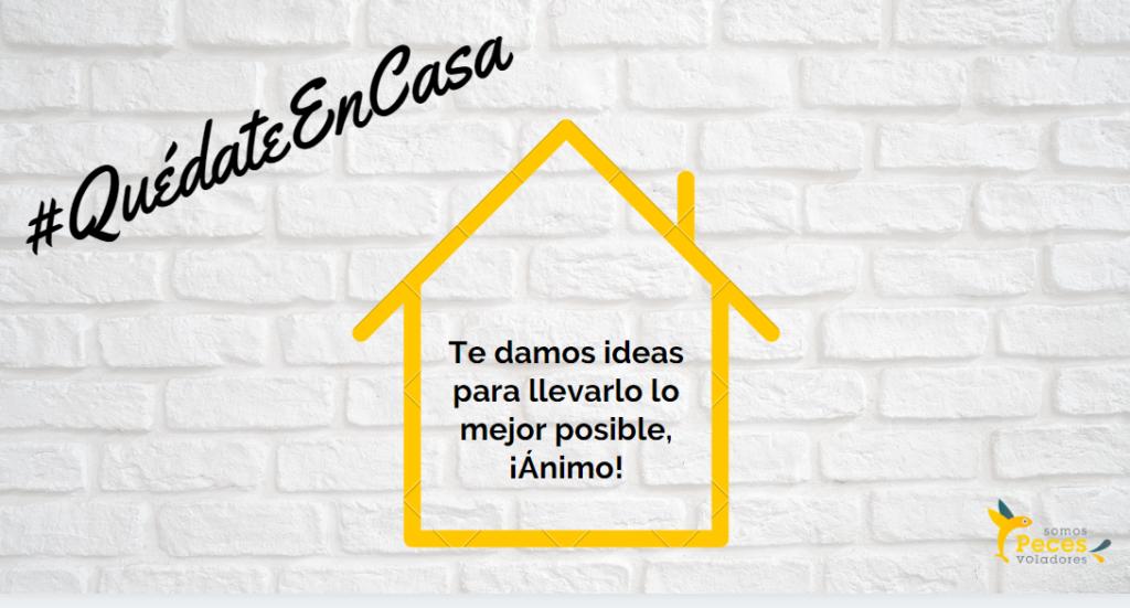 #QuédateEnCas