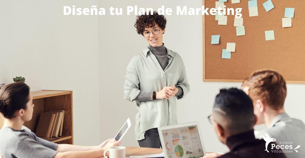 diseñar tu estrategia de marketing digital